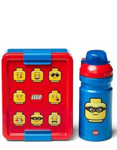 Lego Lunch Set