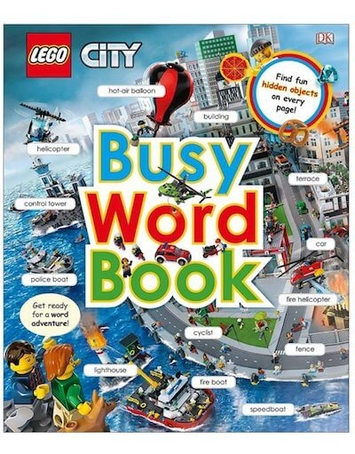 Lego City Book