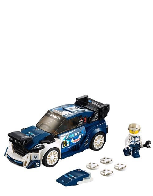 Lego Speed Ford