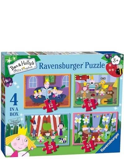 Ben & Holly Puzzle