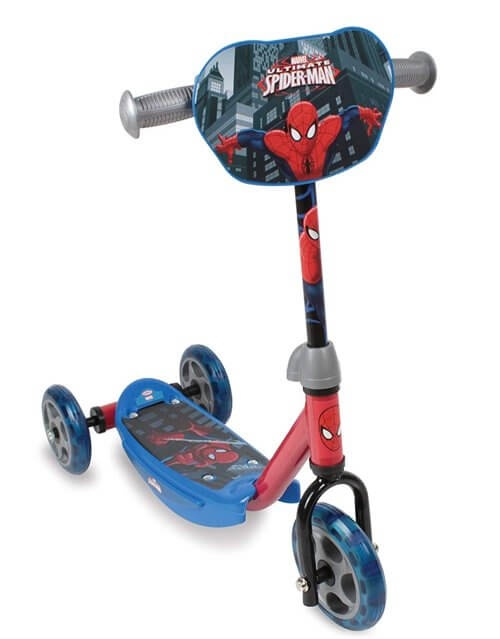 Spider Man Scooter