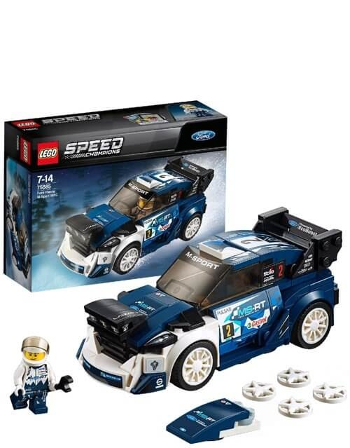 LEGO 75885 Race Toy Car