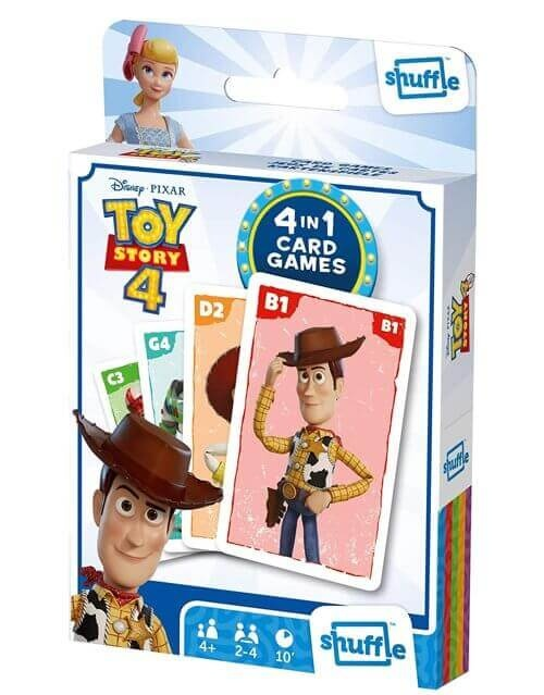 Toy Story 4 Card Game