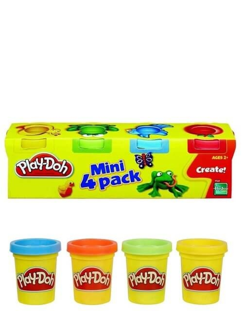 Play-doh Mini 4 Pack