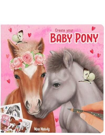 Stickers Pony